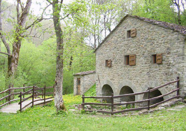 Cerreto Alpi turismo di Comunità