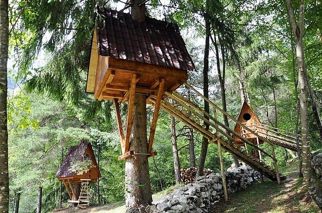 Casa sull'albero Tree Village