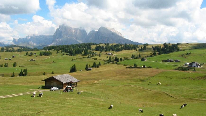 Alpi di Siusi, vacanze senza auto