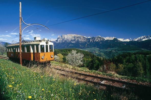 Alto Adige, Vacanza senza auto