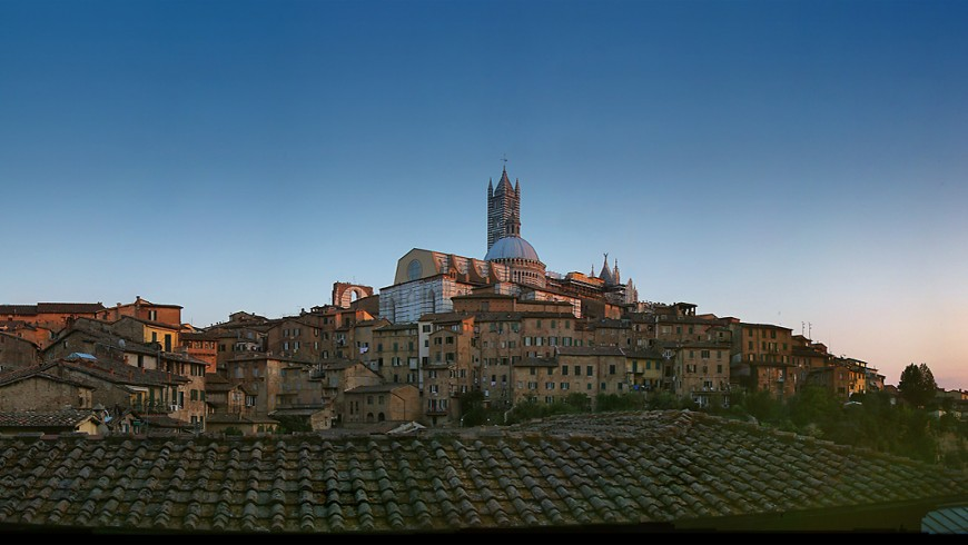 Siena, vacanza senza auto
