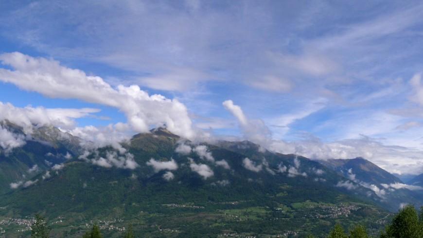 Valtellina, vacanza senza auto