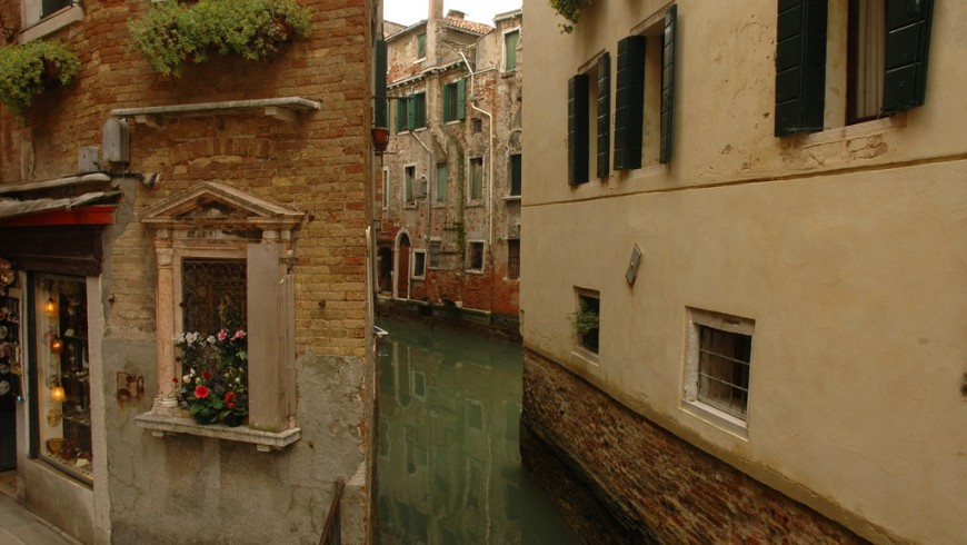 Venezia, vacanza senza auto