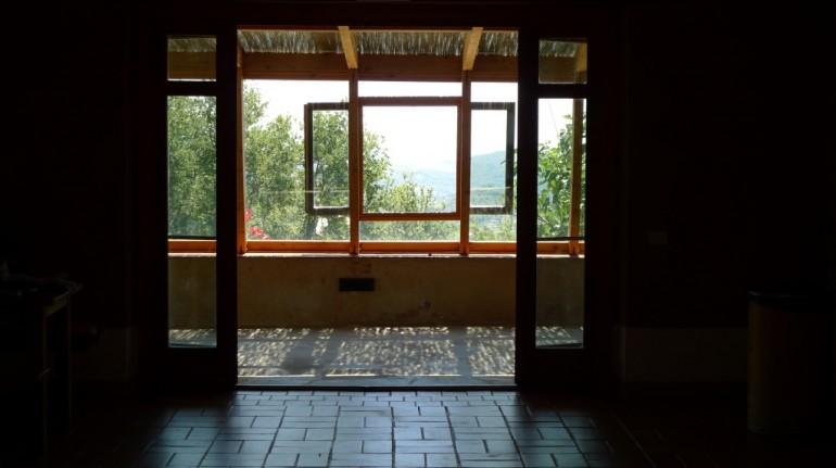 Panta Rei Agriturismo Biologico, un esempio di come le case intaglia possono diventare strutture ricettive ecosostenibili