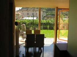 Hotel in Paglia, Residence ecosostenibile Esserhof, Lana, Trentino