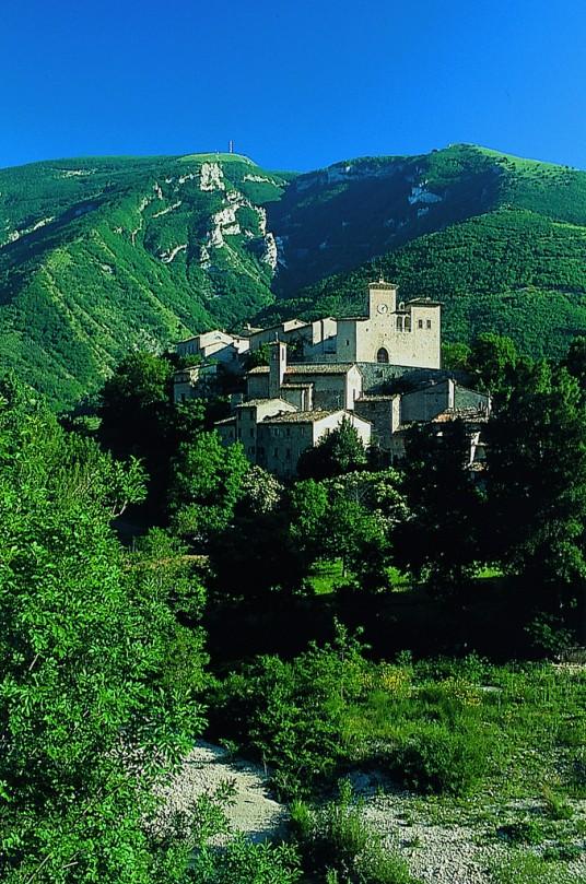 Piobbico, Appennino Marchigiano, foto di Turismo Marche, via Flickr
