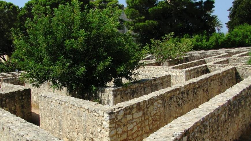Labirinto del Castello di Donna Fugata, via static.panoramio.com