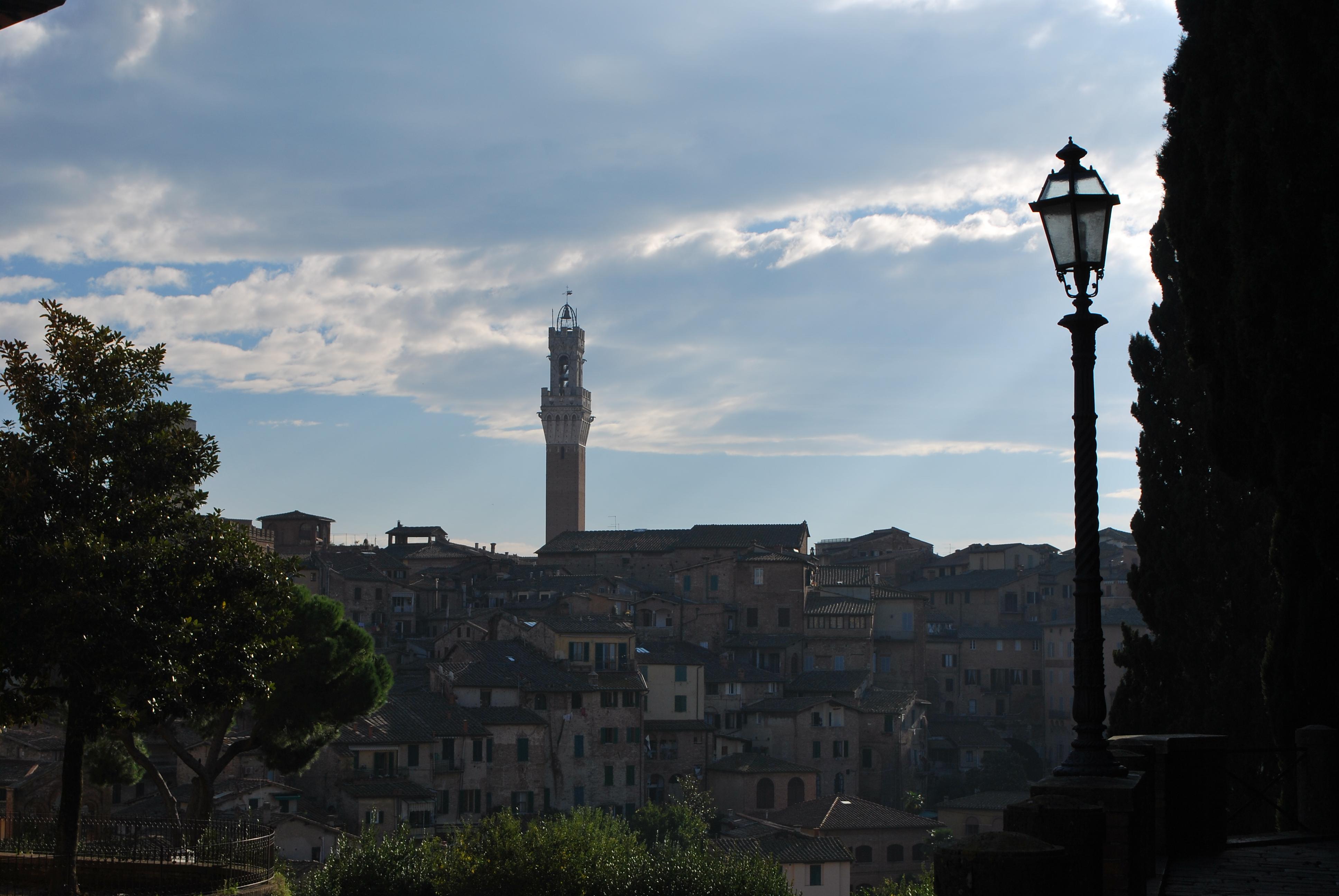 Siena, panorama, foto di Francesca Pelagatti