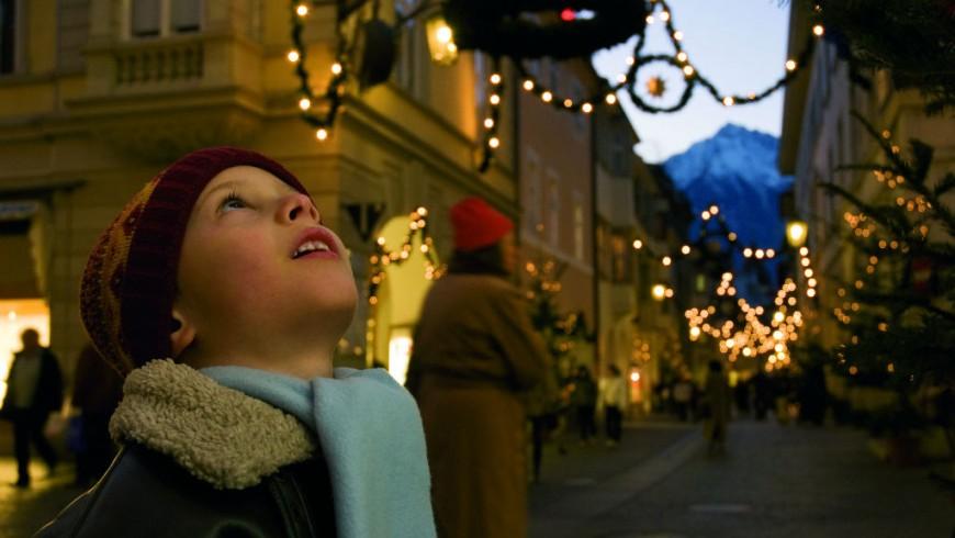 Mercatini di Natale a Merano, foto di SMG A Filz, via Flickr