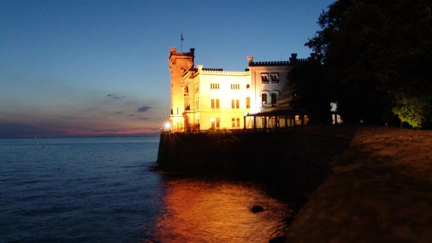 Castello di Miramare, adryelettric