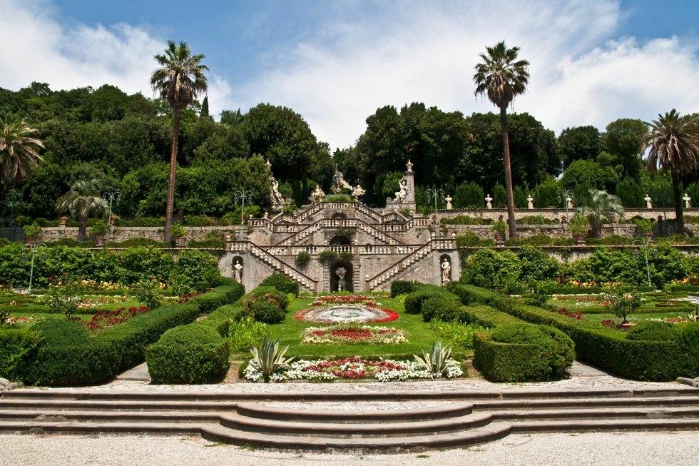 Giardino Villa Garzoni Ecobnb