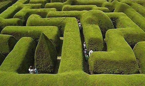 Il percorso dell anima orme dell 39 anima for Giardino labirinto