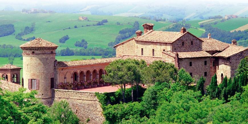 Castello di Scipione, foto di Emilia Romagna, via flickr