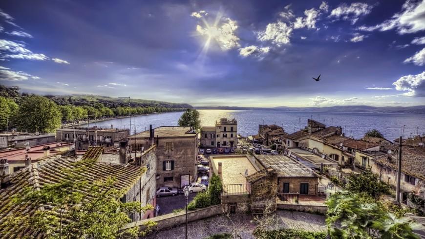 Lago di Bracciano, foto di Paolo Margari, via flickr