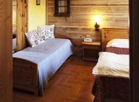 Hostellerie ecologica le Lièvre Amoureux, Valpelline, Valle d'Aosta