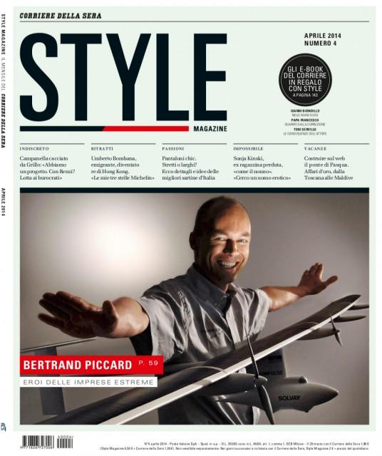 Style_-_Viaggi_Verdi_-_Aprile_2014_Corriere della Sera COVER