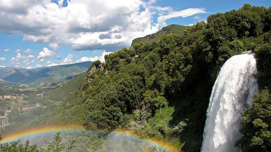 Cascata delle Marmore,  di MizaPhoto, via flickr