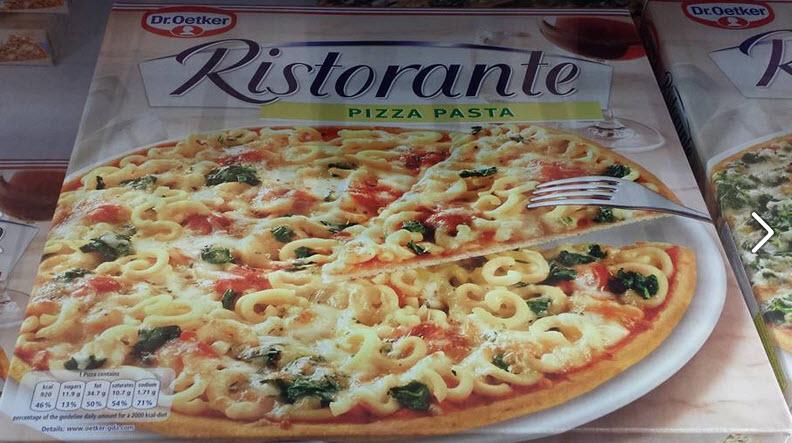 Confezione di pizza con pasta di Emanuela Gresele