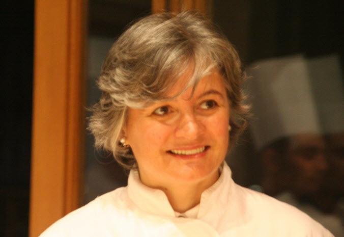 Nadia Santini, chef italiana tra i 10 migliori chefs nel mondo foto di Lele via Flickr