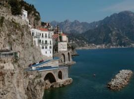 Atrani la più piccola città in Italia