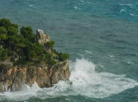 La Torre di Vettica nei pressi di Amalfi