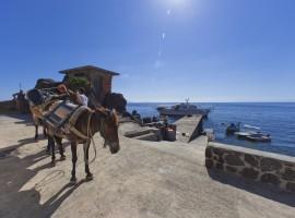 Alicudi isola senza auto