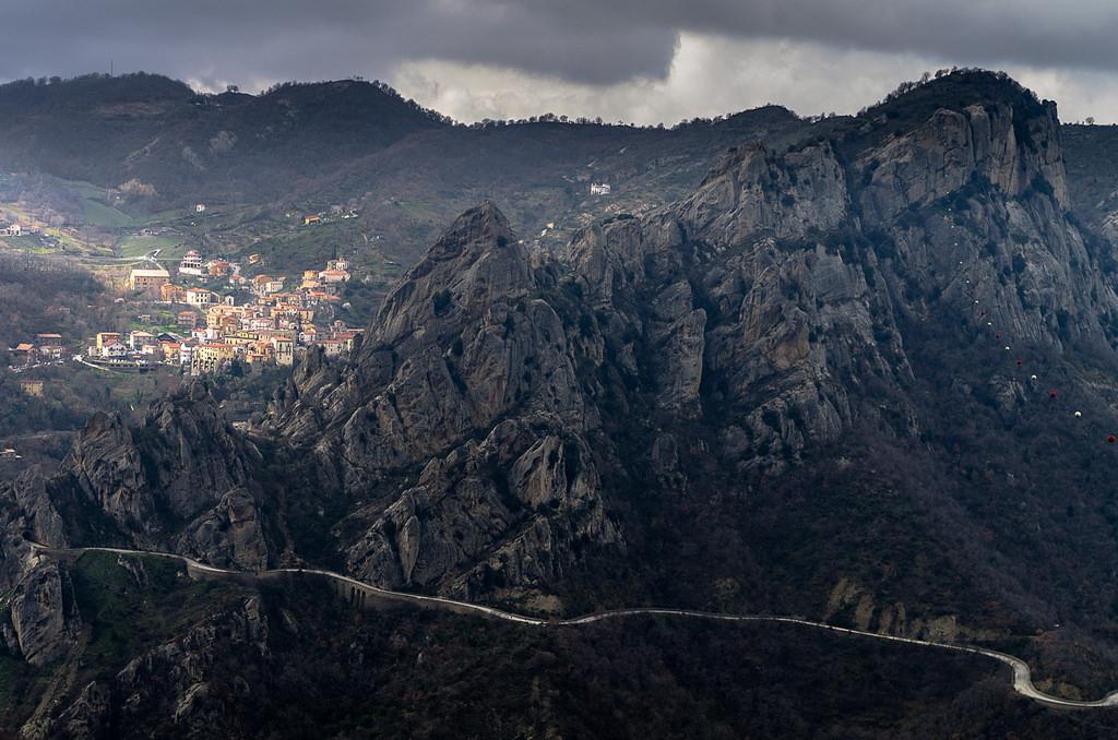 Castelmezzano, foto di Stiphy, via flickr