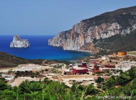 Città mineraria, Sardegna