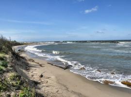 Spiaggia del Parco di Migliarina