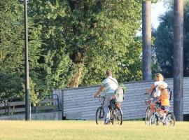 Percorsi ciclabili lungo il Po, Progetto Vento