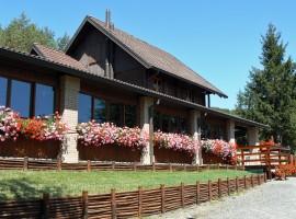 Parco Monte Fuso - centro visite e ristorante