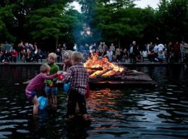 Enghave park, Copenaghen. Divertirsi senza spendere