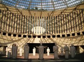 Museo di Arte Contemporanea MART di Rovereto, Trento, uno dei musei di arte contemporanea più importanti d'Italia