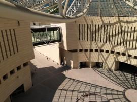 Il MART di Rovereto, uno dei musei di arte contemporanea più importanti d'Italia