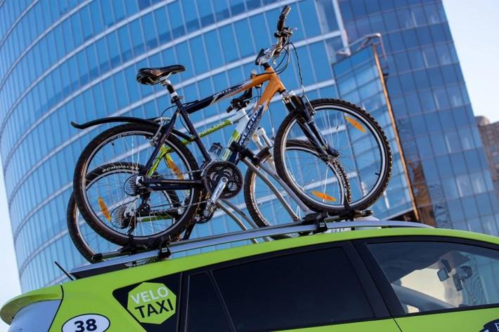 Velo taxi, un taxi innovativo per le biciclette