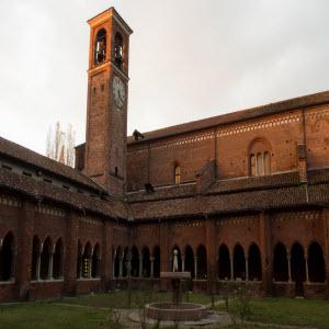 Chiostro Chiaravalle