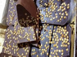 Blocchi cioccolato