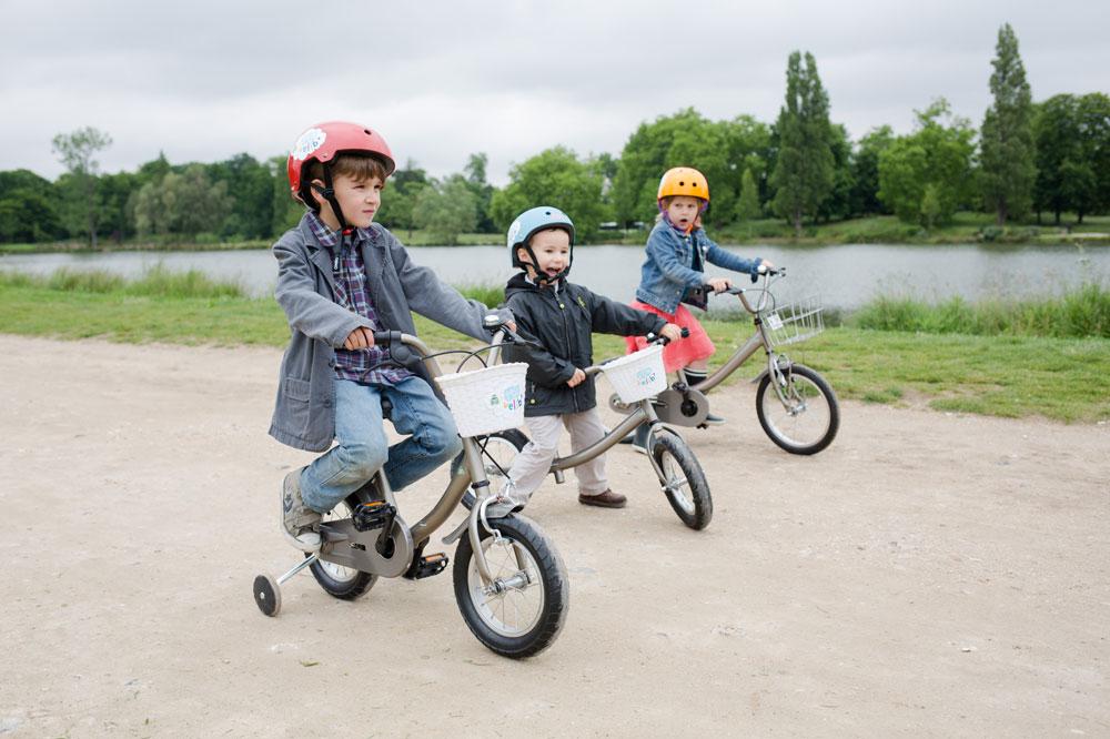 Il bike sharing per bambini a Parigi
