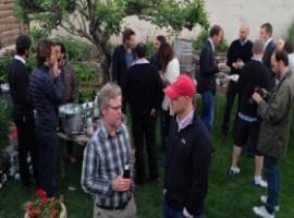 Party in giardino