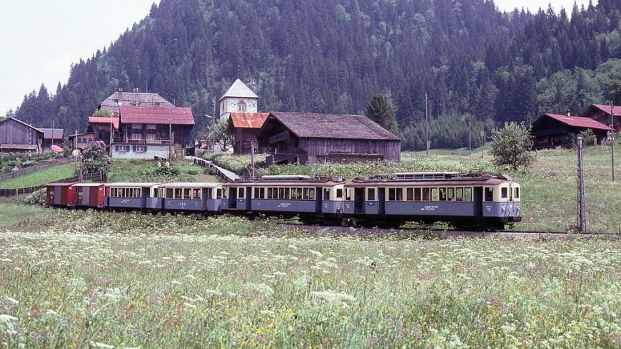 Turismo sostenibile sulle Alpi, Les Diableret, Svizzera