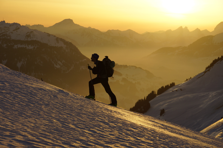 Turismo sostenibile sulle Alpi, Les Diablerets in Svizzera