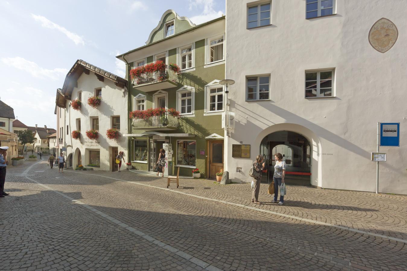 Turismo sostenibile Alpi Malles