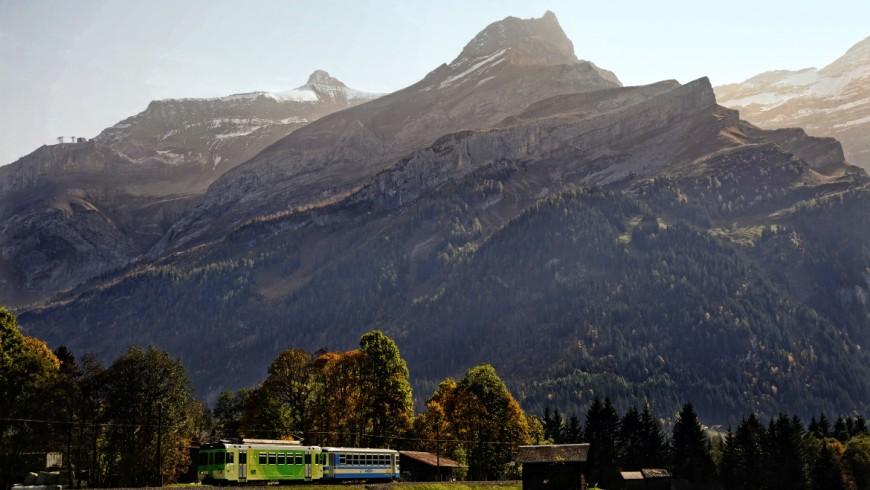 Turismo sostenibile sulle Alpi: Les Diablerets, Svizzera