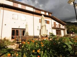 bio orto agriturismo Valle Scannese, Abruzzo