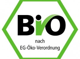 Cibo biologico label
