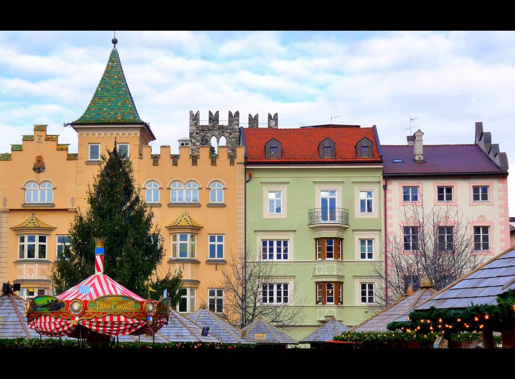 Bolzano, città green