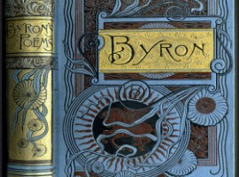 Libro Lord Byron