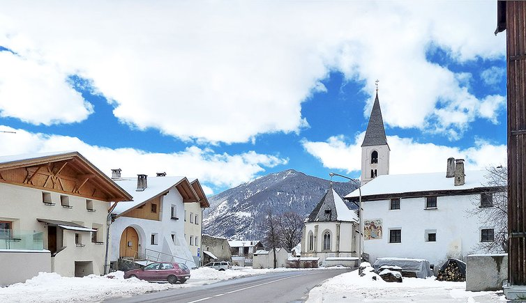 vacanze responsabili sulla neve a Malles