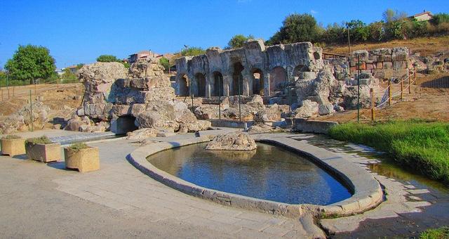 Terme di Fordongianus, Sardegna