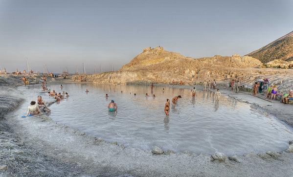 Terme di Vulcano, Sicilia